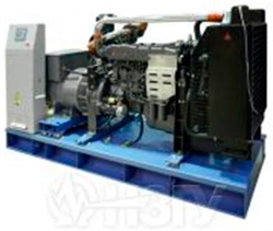 Дизельный электроагрегат АД200С-Т400-1Р