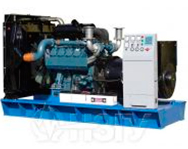 Дизельный электроагрегат ЭДД-350-4