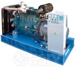 Дизельный электроагрегат ЭДС-200-2