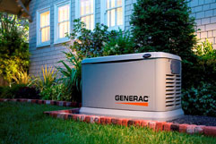 ГАЗОГЕНЕРАТОРЫ GENERAC POWER SYSTEMS(США)